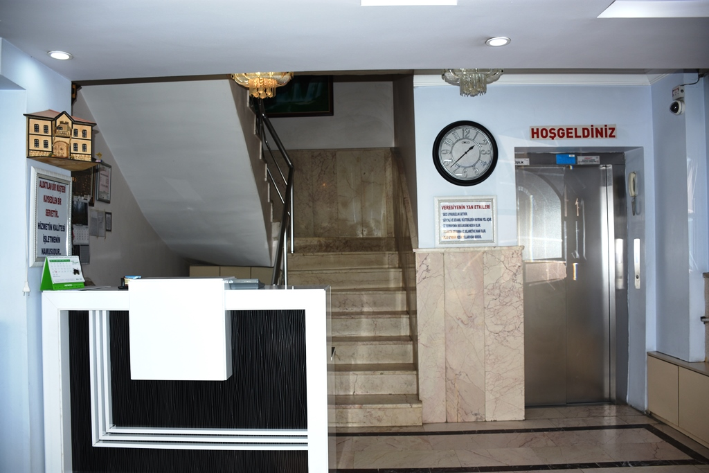 Otel Binamız